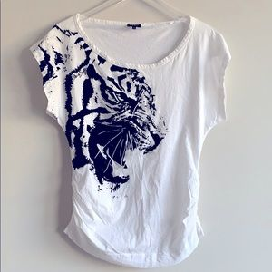 Miss Sixty Collection Graphic Tiger t-shirt